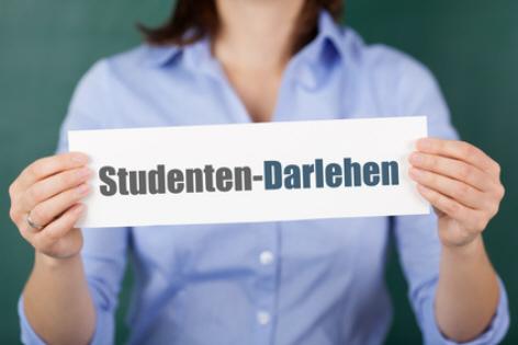Studentenkredite werden grundsätzlich Schufa-frei angeboten